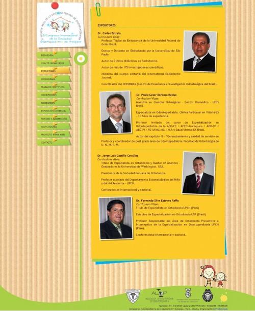 Asociación de Odontopediatría de Arequipa