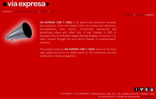 Vía Expresa Cine y Video